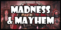 Black Crusade - Madness & Mayhem