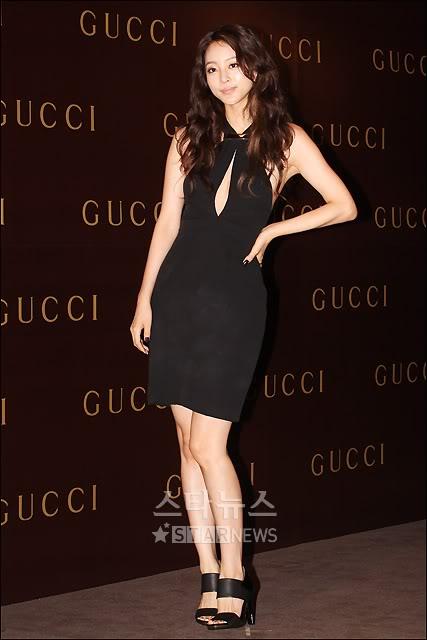 Estrellas que asisitieron al desfile de Moda de Gucci 12