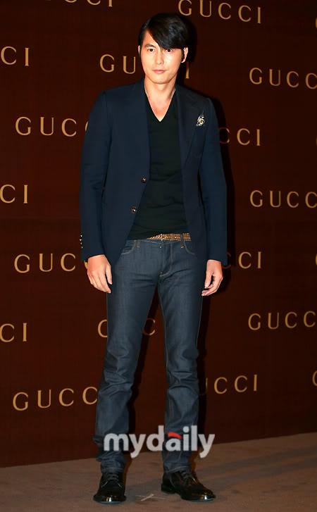 Estrellas que asisitieron al desfile de Moda de Gucci 15