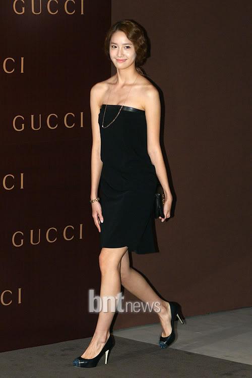 Estrellas que asisitieron al desfile de Moda de Gucci 5