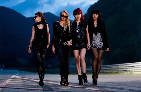 Estilo y moda de 2ne1 en su primer album!!!! Darap1