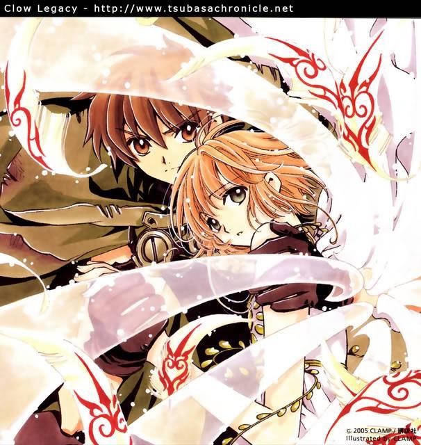 ~Tsubasa Reservoir Chronicles~ SakuraySyaoran