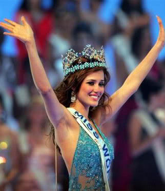 MISS WORLD HISTORY - Page 4 MariaJuliaMantillaGarcia