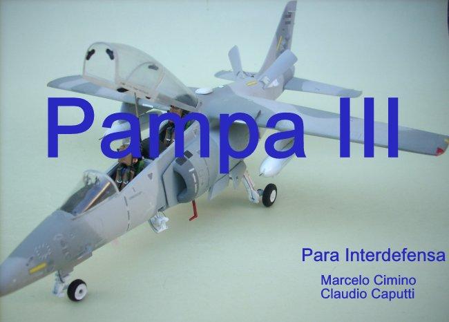 Exclusivo: así sería el Pampa III/GT (Generación Táctica) 011