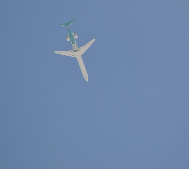 Sobre el cielo de La Plata Aviones10