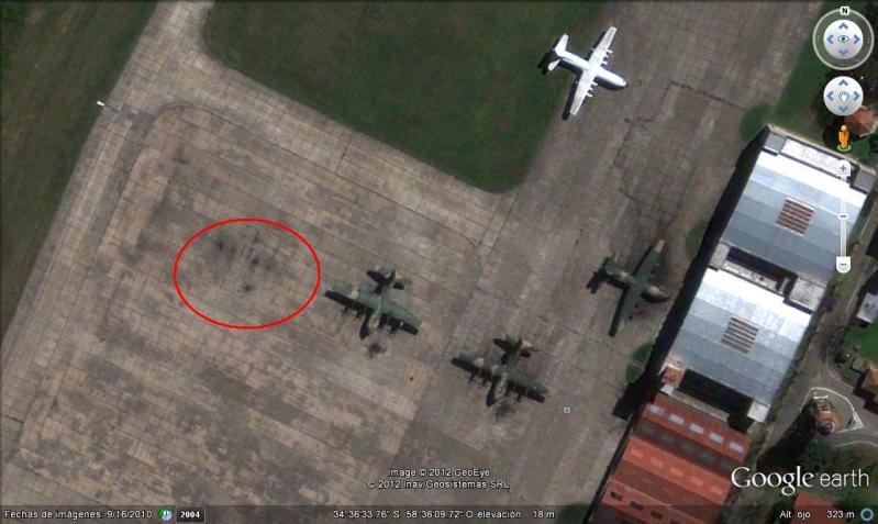 Boletín de noticias de los C-130 Hércules PAL