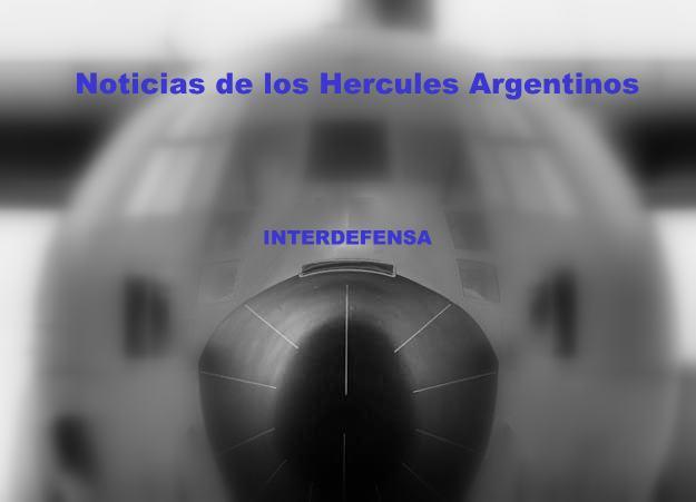 Boletín de noticias de los C-130 Hércules C1300