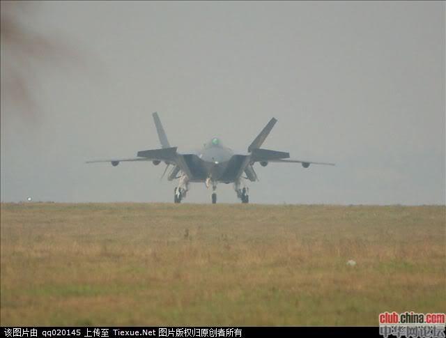Más detalles del Chengdu J-20 J2012291411