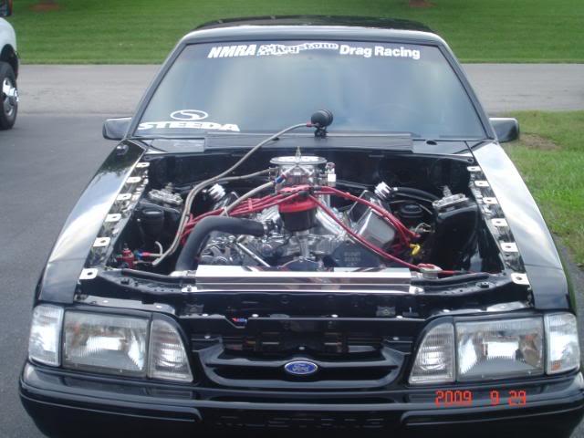 514 MOTORSPORT crate engine