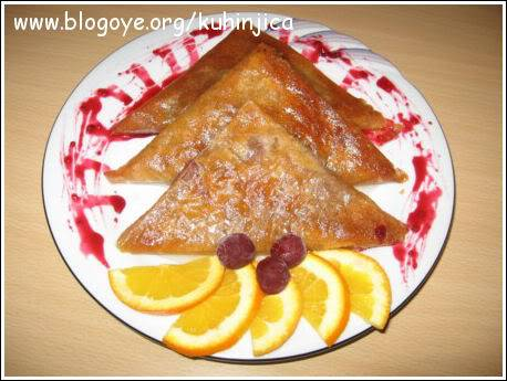 Posna slatka peciva i kolaci,poslastice Baklavasavisnjama