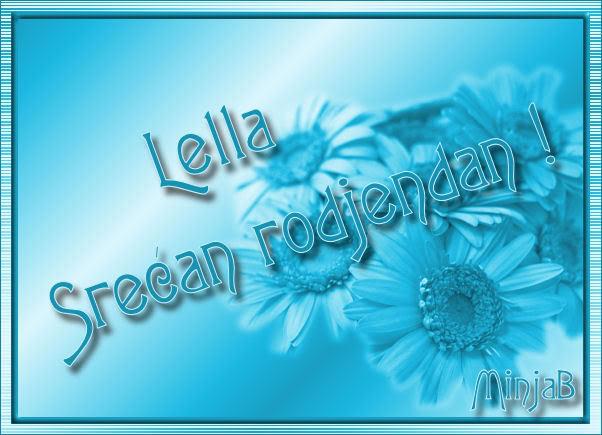 Srecan rodjos Lello! Lella_rodjendanska
