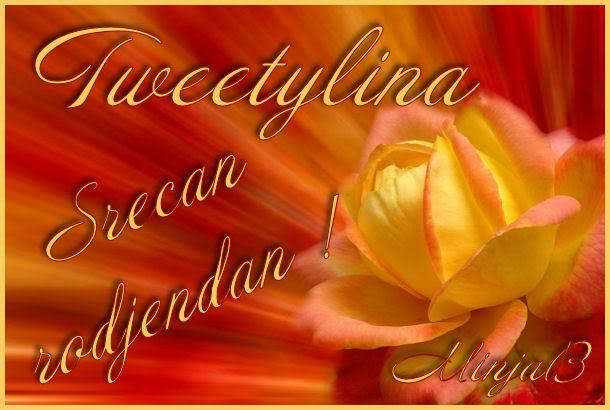 Tweetylina Tweety_rodjendanska