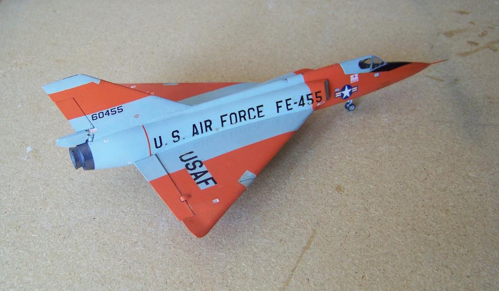 Convair F-106A Delta Dart (Revell, 1957) ConvairF-106ADeltaDart_2_