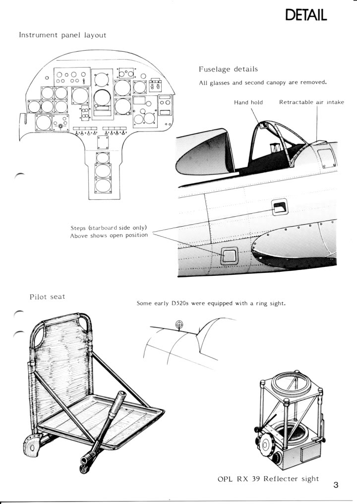 Dewoitine D. 520, Gull Wings 1/48, 1983 IMG_0003-9
