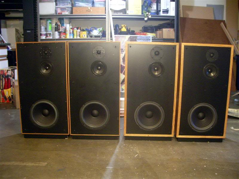 Boston Acoustics A-150's IMGP6223