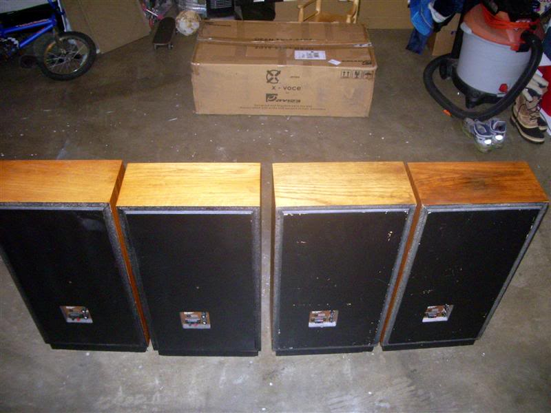 Boston Acoustics A-150's IMGP6234