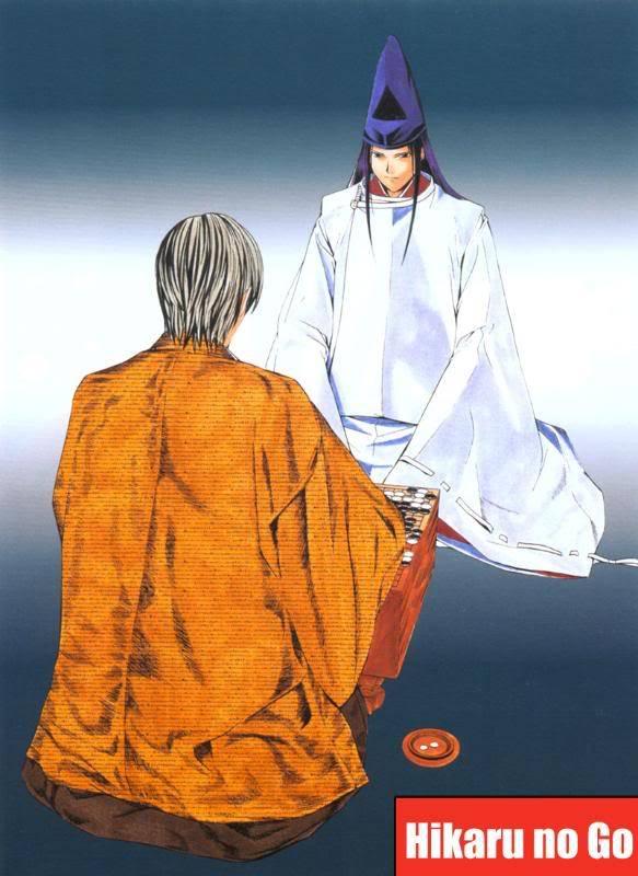 Fujiwarano Sai [Hikaru no go] Hikaru116-01