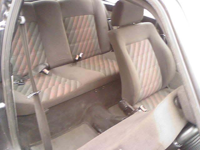 MK2 Golf 90 spec gti seats, no door cards Photo-0259