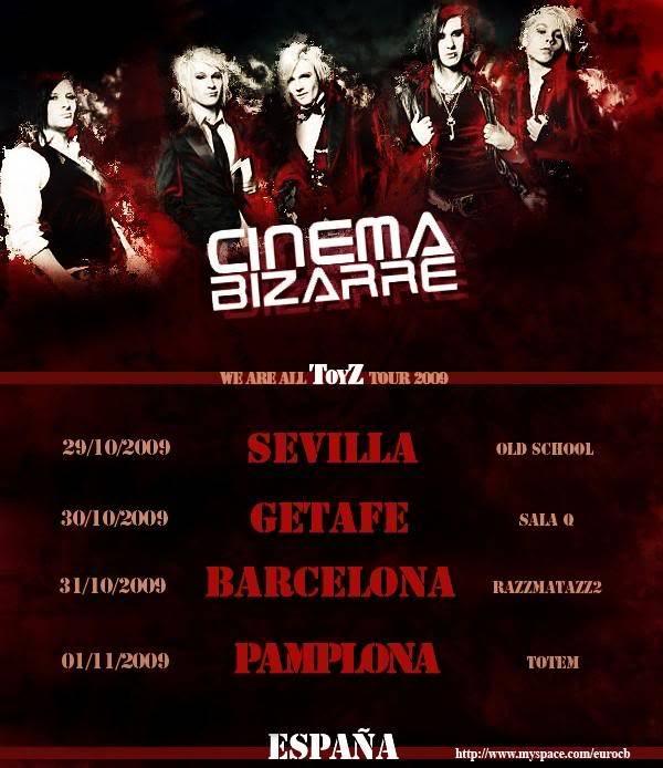 Cinema Bizarre a BARCELONA  (actualitzat) - Page 2 CaRTELCINEMABIZARREENESPAC391A