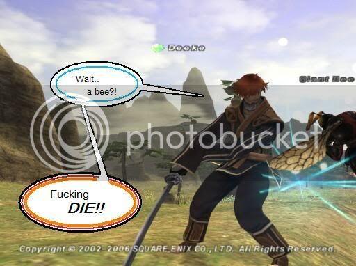 Game Screenshotga! Bee54