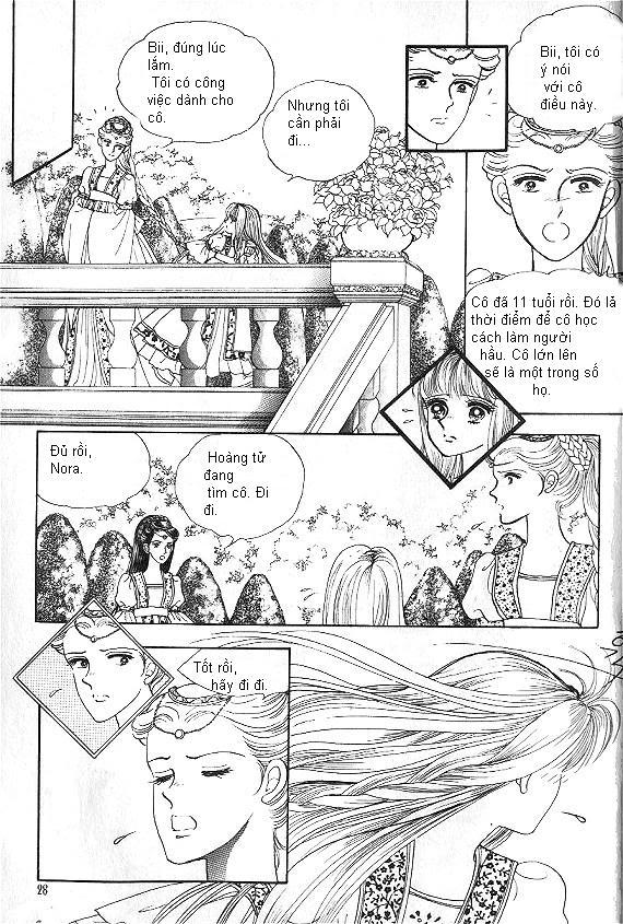 Princess- Công chúa Xứ Hoa -Tác giả: Han Seung Won Princess21