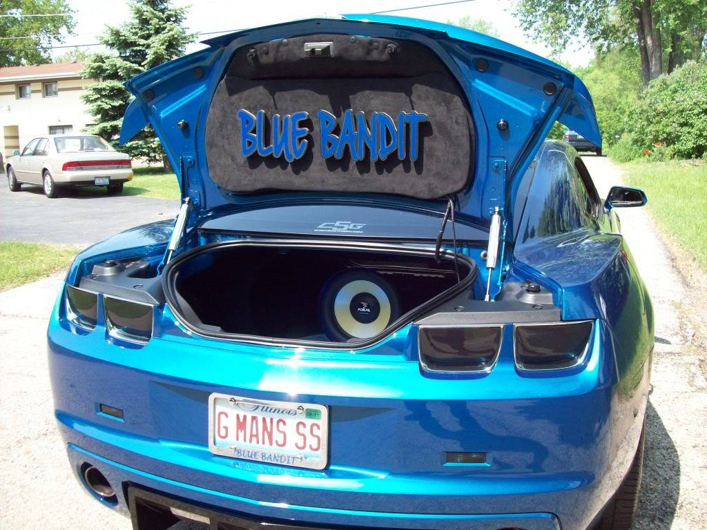 Giving Blue kryptonites trunk a face lift Bluebandit028