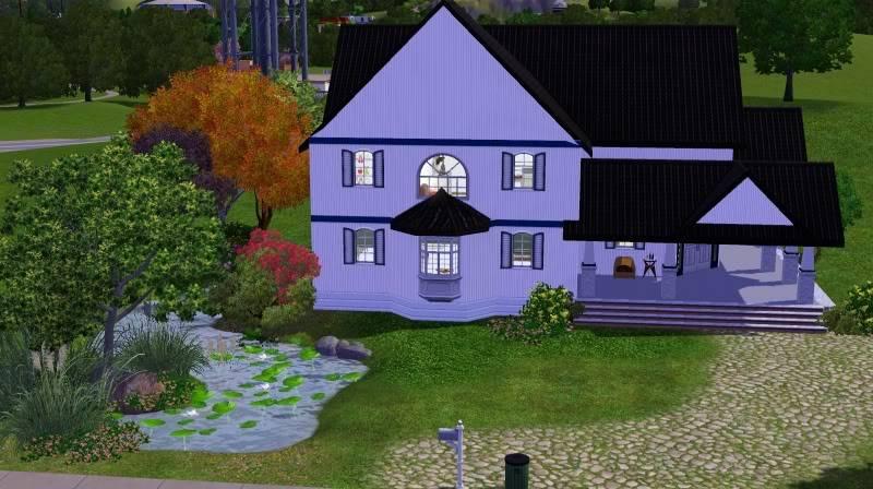El Camino de piedra V. Sims 3 1