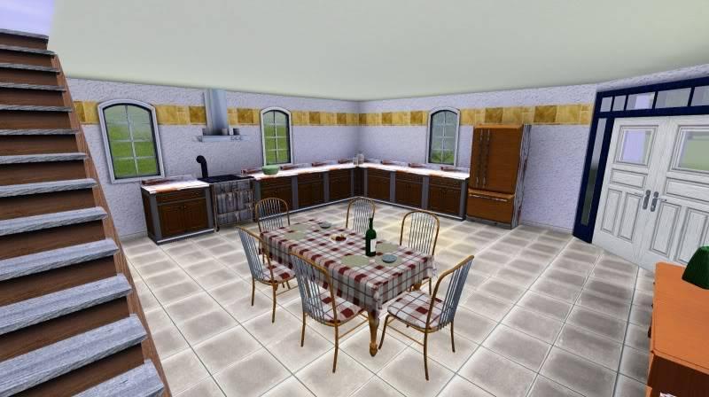 El Camino de piedra V. Sims 3 10