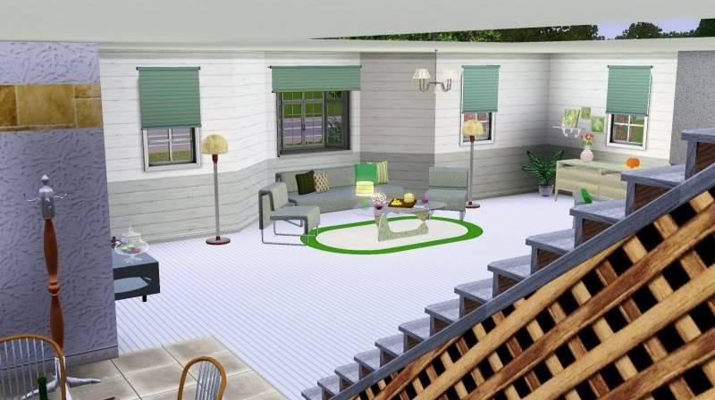 El Camino de piedra V. Sims 3 12