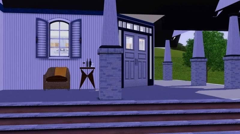 El Camino de piedra V. Sims 3 5