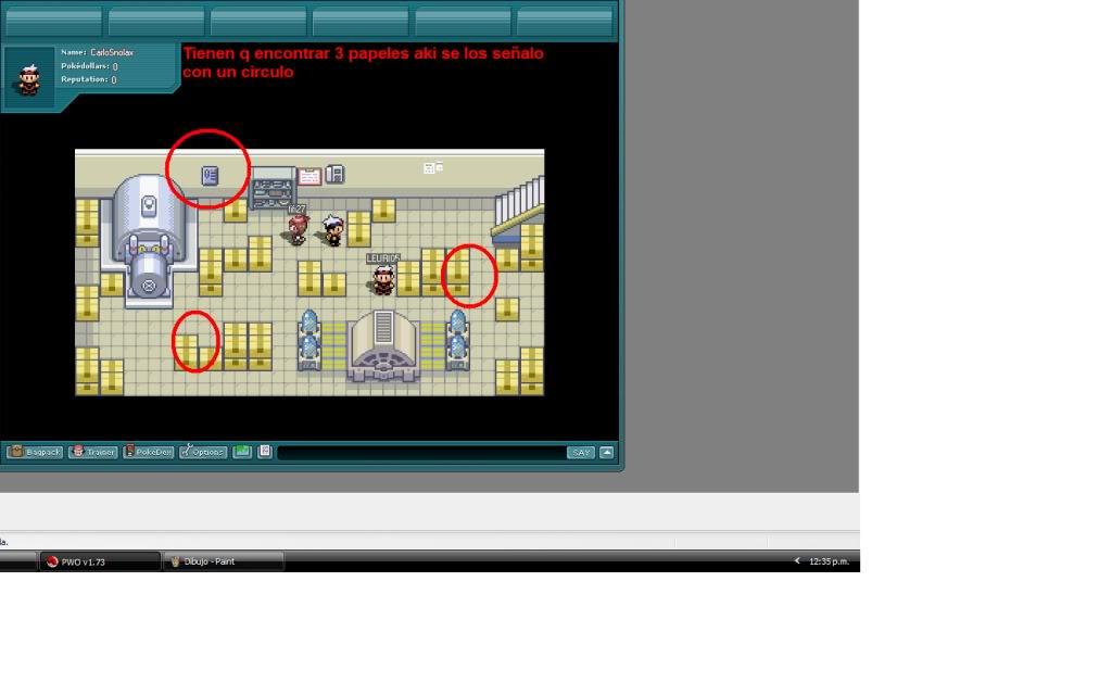 Guia: Consigue tu primer Pokemon! Pwo1