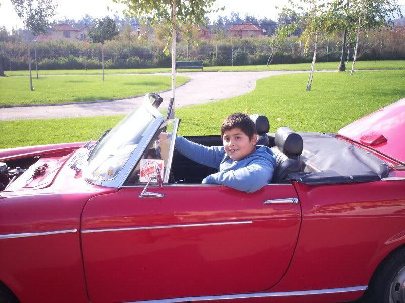 Mi Clasico. Fiat 1200 Spider 1961 Spider612