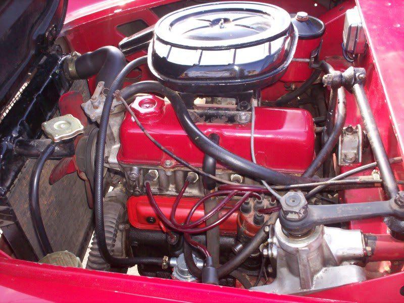 Mi Clasico. Fiat 1200 Spider 1961 Spider615