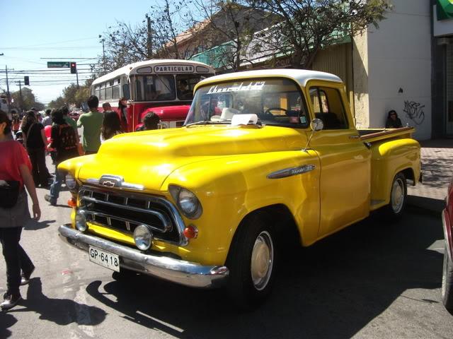 Linda Micro Chevrolet. 1969. DSCF2041