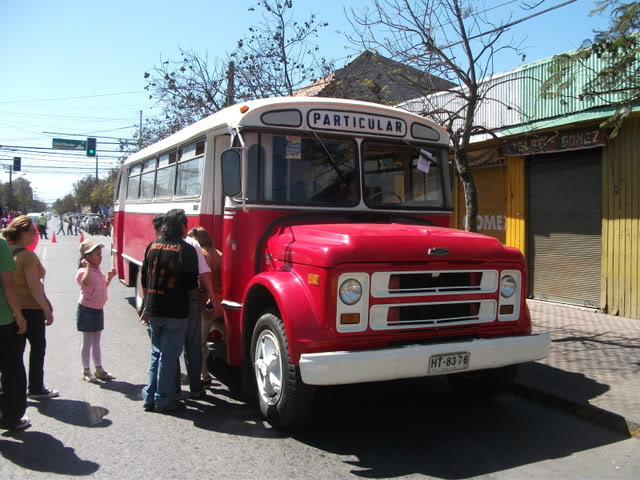 Linda Micro Chevrolet. 1969. DSCF2042