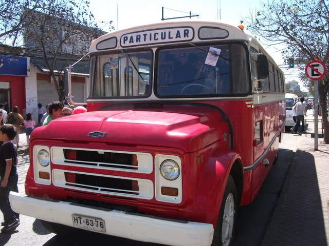 Linda Micro Chevrolet. 1969. DSCF2043