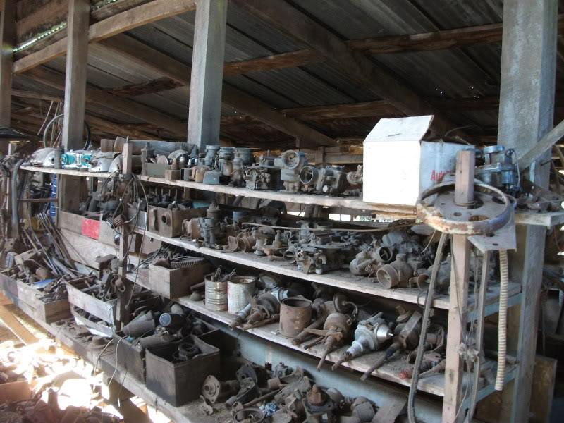 Visita al mejor restaurador del sur de Chile. DSCF2657