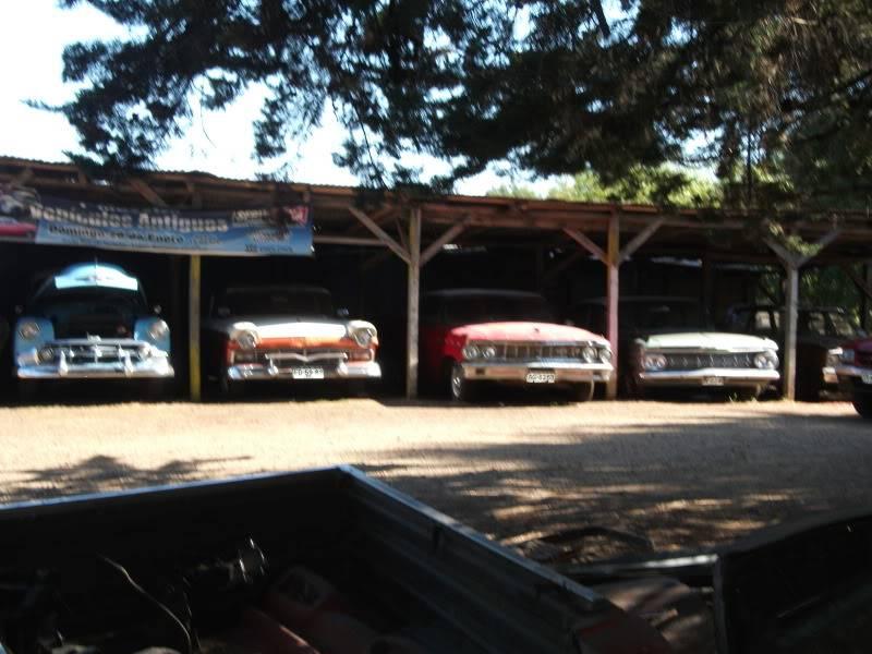 Visita al mejor restaurador del sur de Chile. DSCF2664