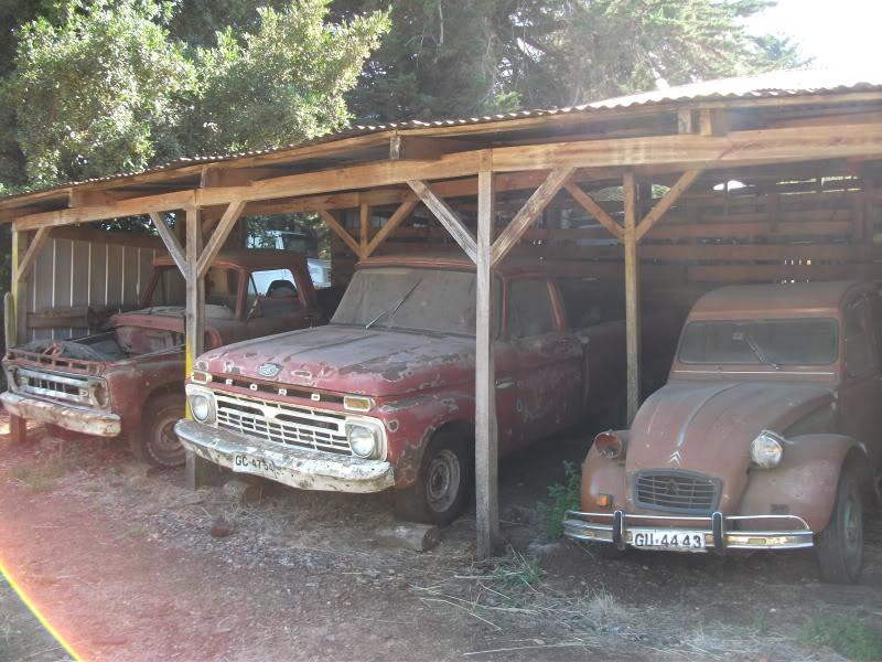 Visita al mejor restaurador del sur de Chile. DSCF2666