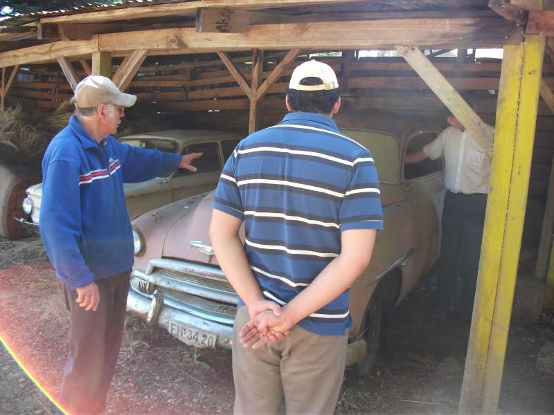 Visita al mejor restaurador del sur de Chile. DSCF2667