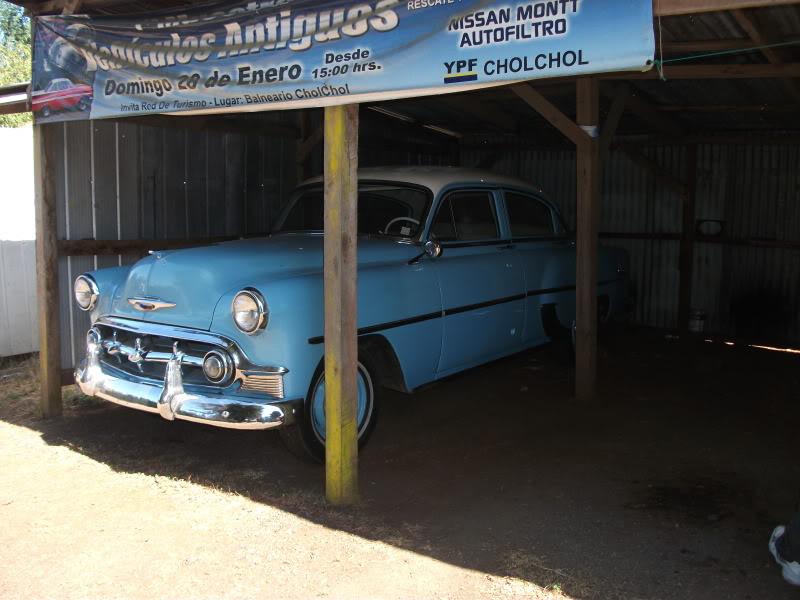 Visita al mejor restaurador del sur de Chile. DSCF2675