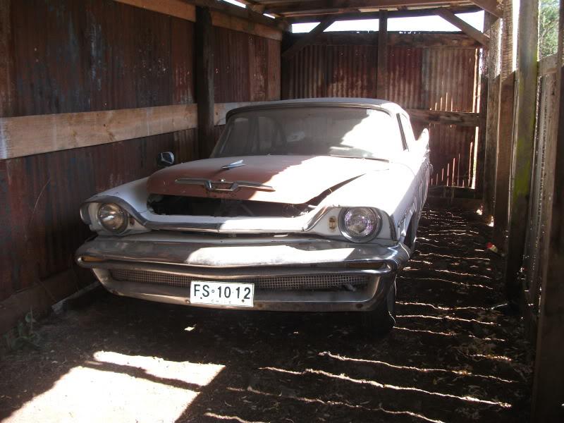 Visita al mejor restaurador del sur de Chile. DSCF2676