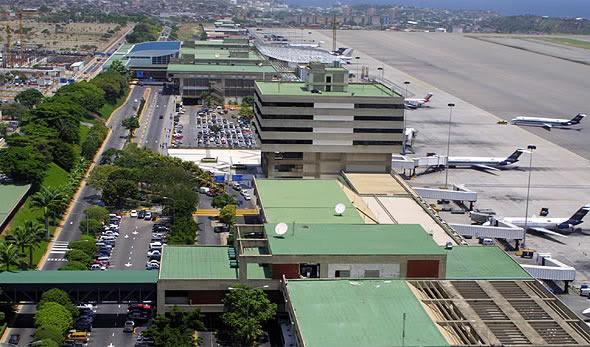 De Maceió-AL (SBMO)BR para Fort Lauderdale (KFLL)-EUA - Parte 2 Maiquetiaairport