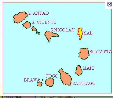 De Lisboa para Recife Caboverdesal