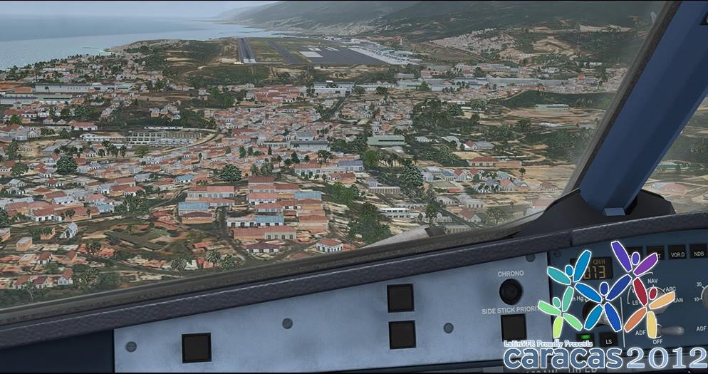 De Maceió-AL (SBMO)BR para Fort Lauderdale (KFLL)-EUA - Parte 2 Caracasespecial