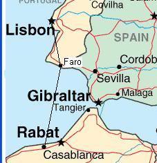 De Casablanca para Lisboa Casabancalisboa