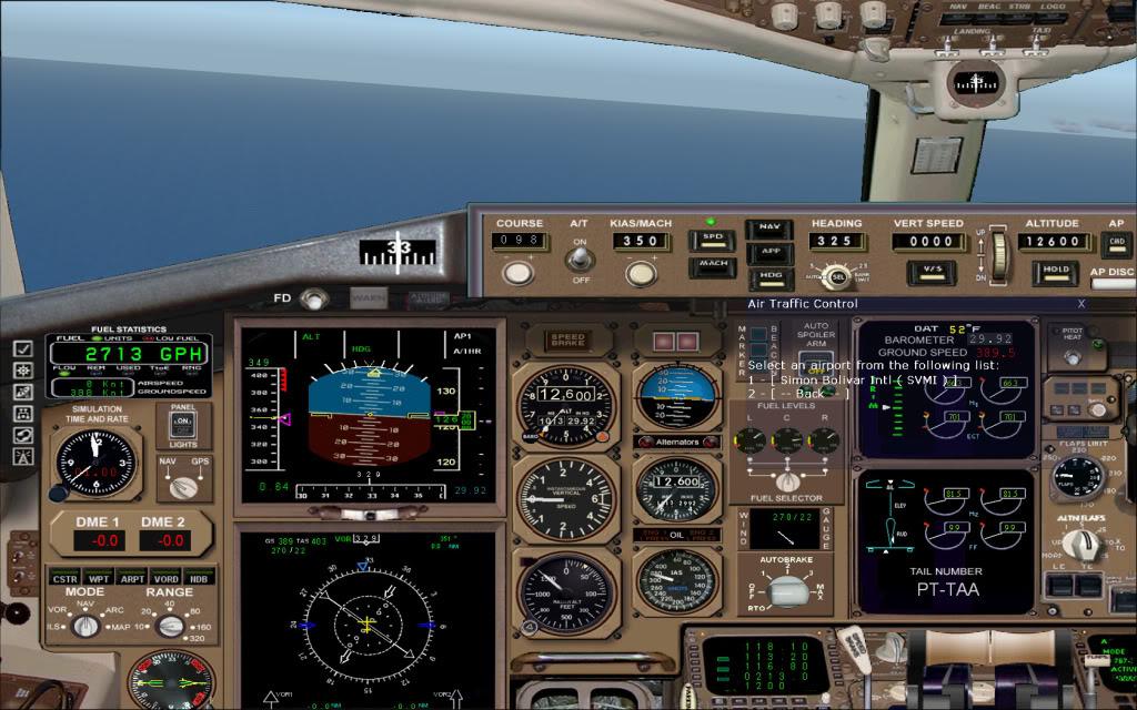 De Maceió-AL (SBMO)BR para Fort Lauderdale (KFLL)-EUA - Parte 2 Foto1estbrumo325