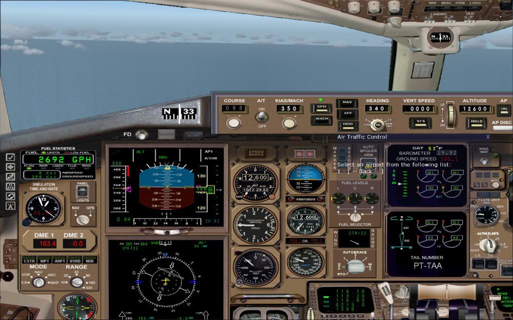 De Maceió-AL (SBMO)BR para Fort Lauderdale (KFLL)-EUA - Parte 2 Foto2corrumo340