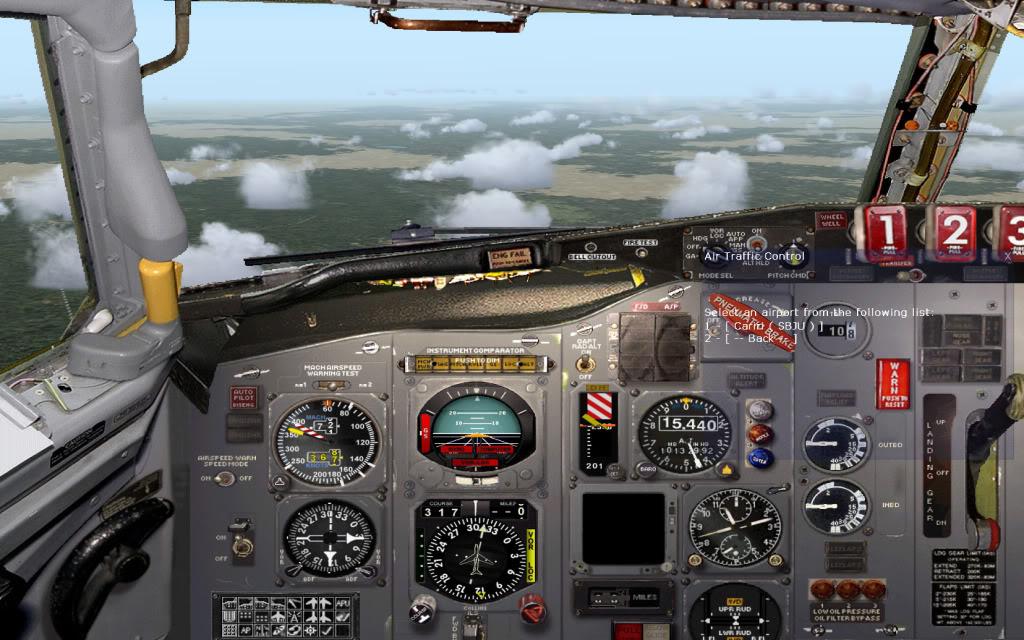 De Maceió-AL (SBMO)BR para Fort Lauderdale (KFLL)-EUA Foto5sobrevoajua
