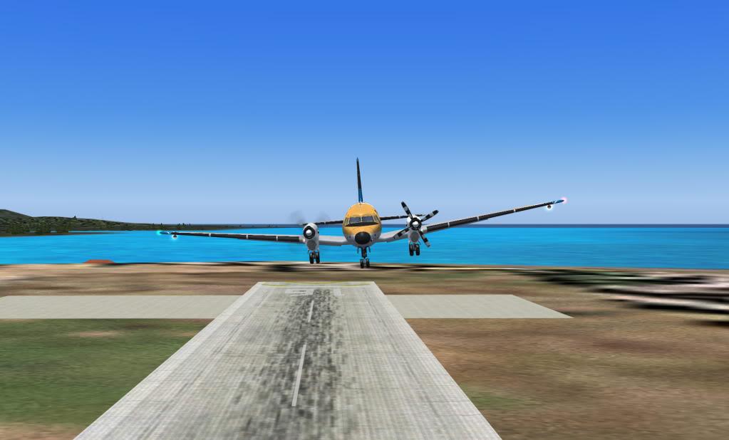 De Maceió-AL (SBMO)BR para Fort Lauderdale (KFLL)-EUA - Parte 3 Foto9pousobarracoaexterno